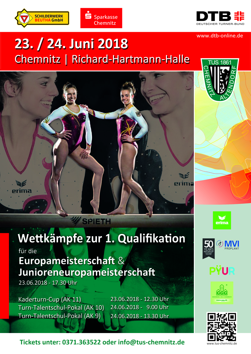 Highlight Des Monats Turn Em Quali In Chemnitz Gymmediade